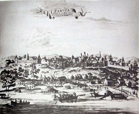 Царицын 18 век
