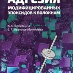 Горбаткина, Ю. А. Адгезия модифицированных эпоксидов к волокнам
